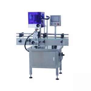 Nhà sản xuất máy đóng nắp tự động 4 bánh
