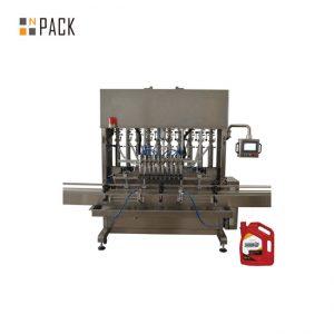 chất lượng cao đầy đủ tự động nhỏ dán cà chua đóng chai đóng nắp máy dán nhãn cho lọ thủy tinh