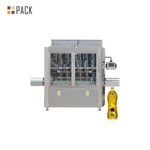động cơ tự động động cơ dầu đóng chai pet máy có chứng chỉ GMP